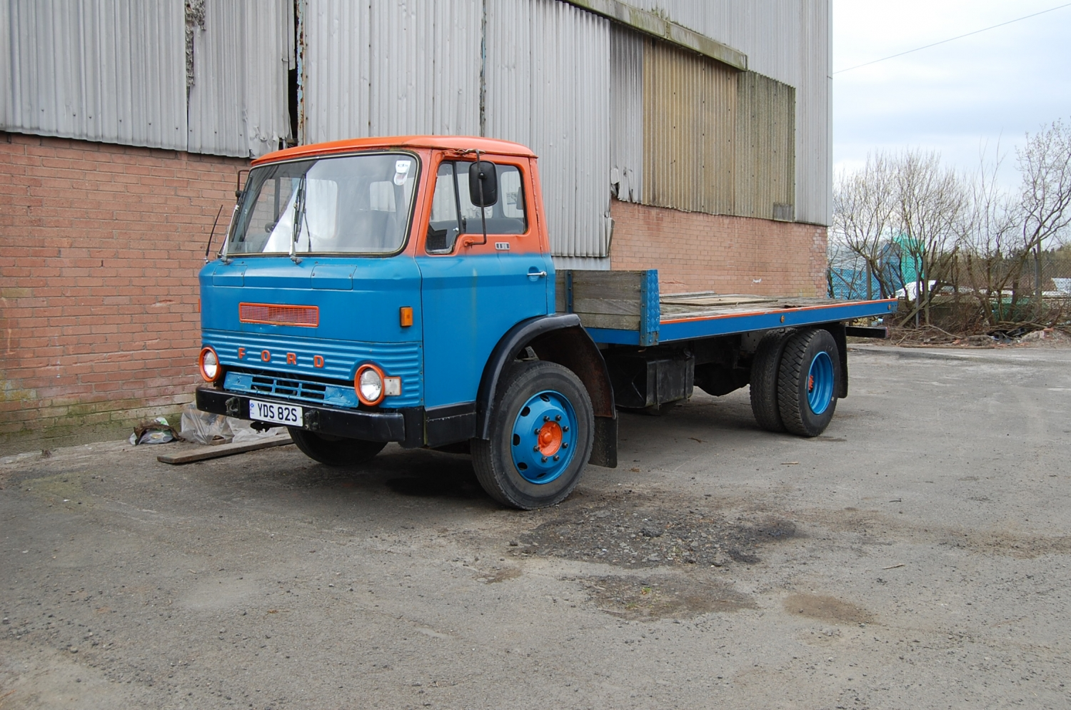 Ford Lorries For Sale