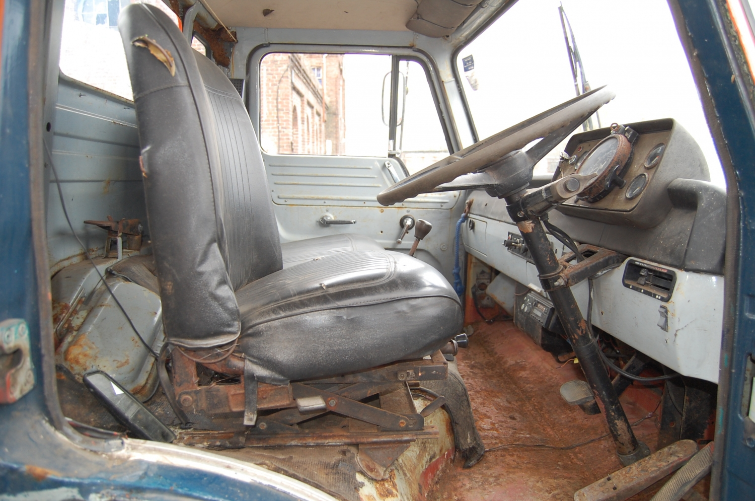 1977 Ford D Series Lorry Truck For Sale