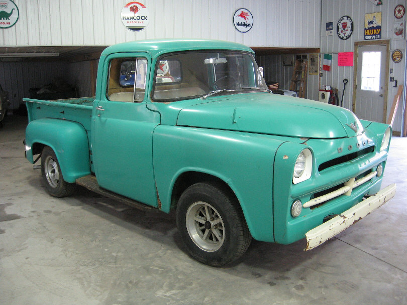 1956 Dodge Power Giant pickup truck for sale